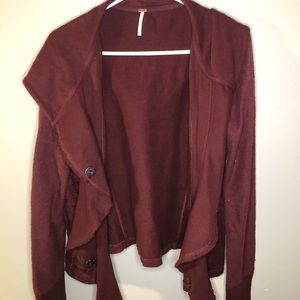 Women's Free People Sweatshirt Size Medium